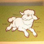 Easter Card Les Naturals